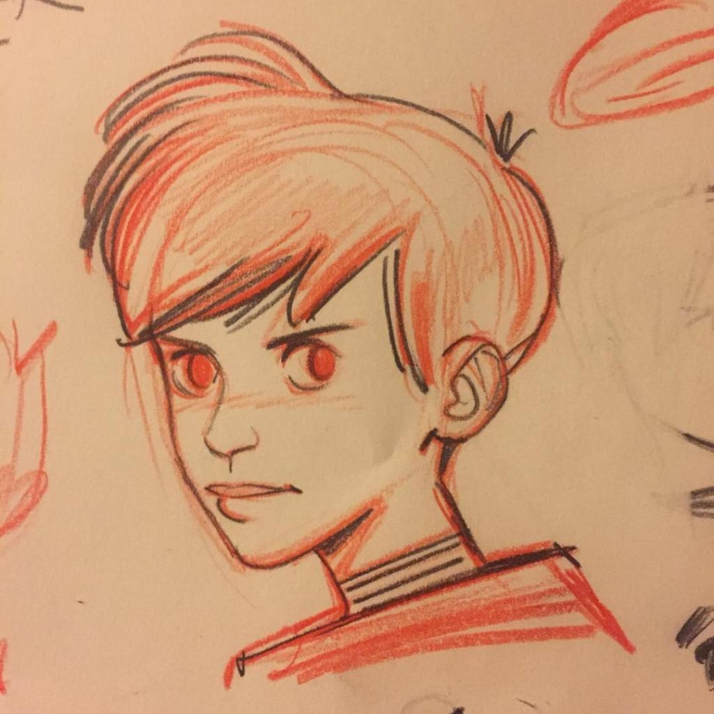 bonus sketch